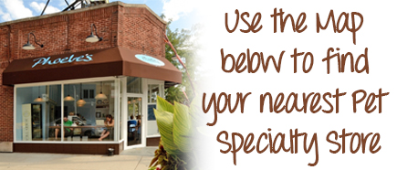 Pet-Specialty-store-locator-page