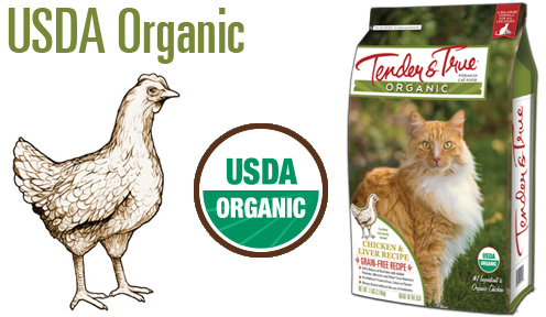 Organic Dry Cat Food Recipes