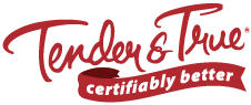 Tender and True Pet Logo
