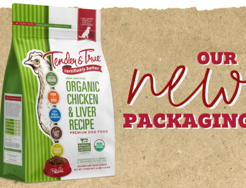 Introducing – Our new packaging!